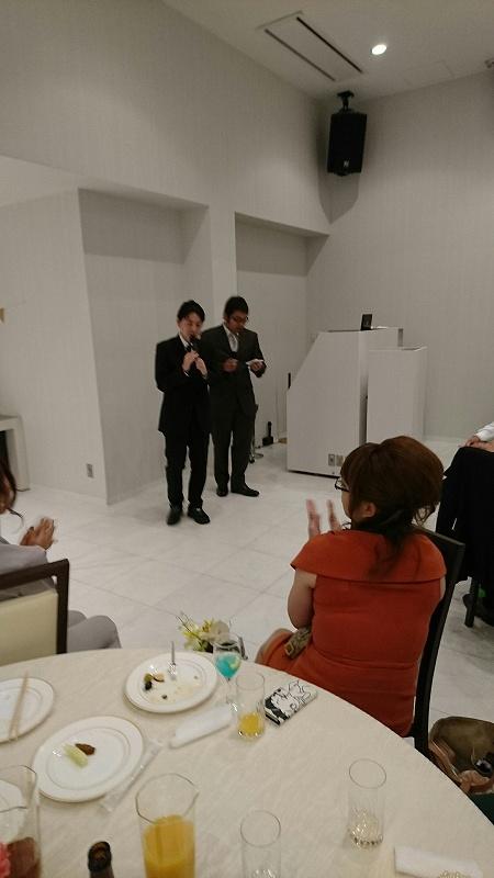 サプライズ結婚式二次会_9414