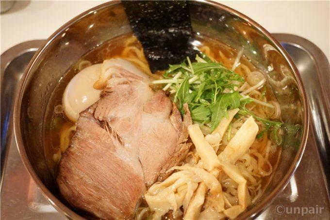 中華ソバ(醤油)