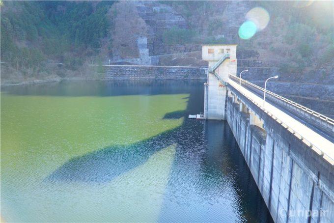 桐生川ダム