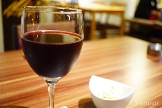 エスカル赤ワイン