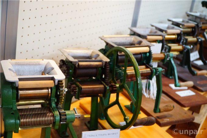手動製麺機