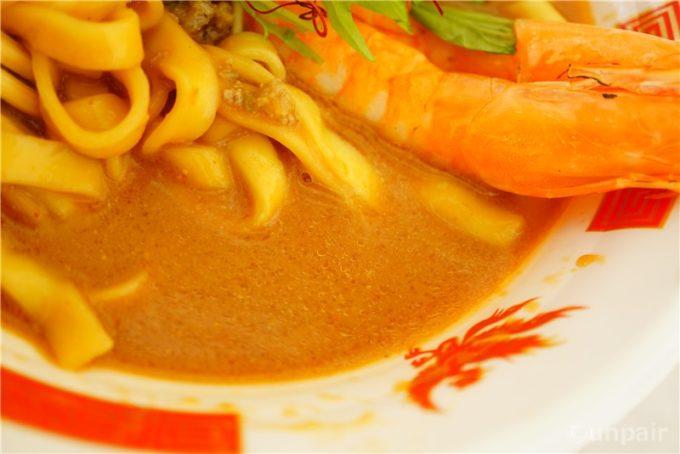 濃厚オマール海老スープ