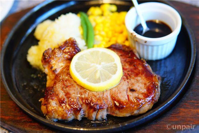 上州牛肉ステーキ150g