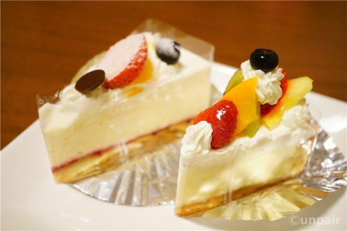 おとうふのチーズケーキ ホワイトフロマージュ