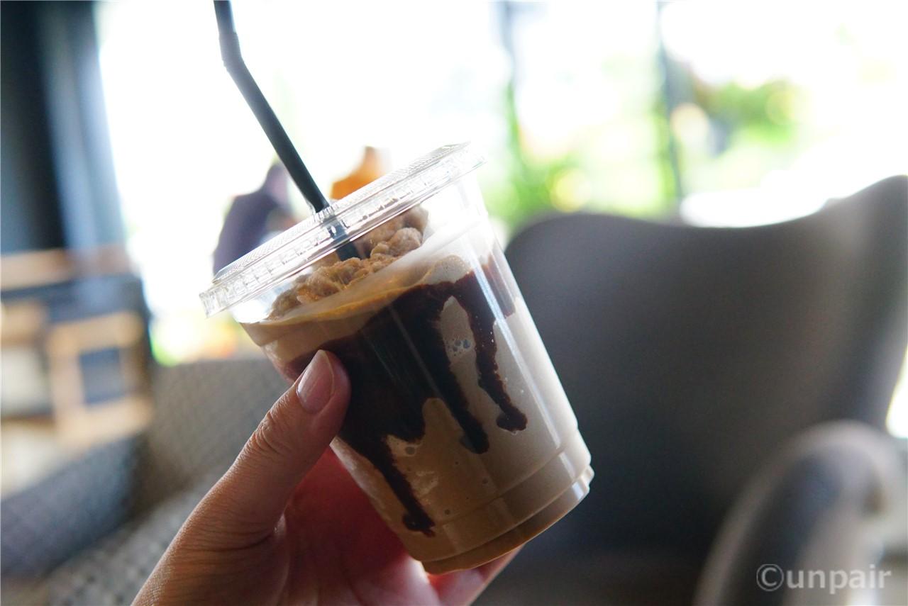 カフェモカフラッペ