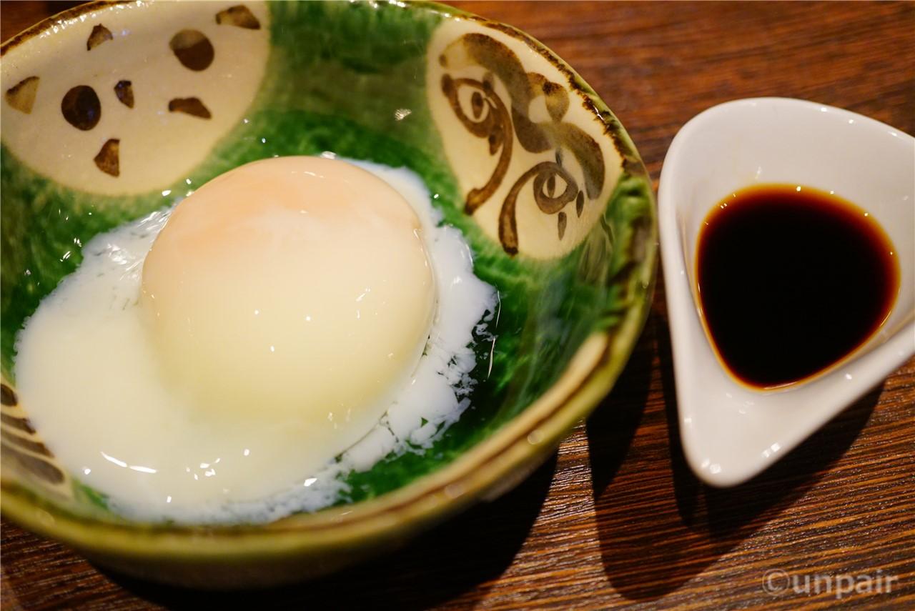 燻製醤油(温玉付)