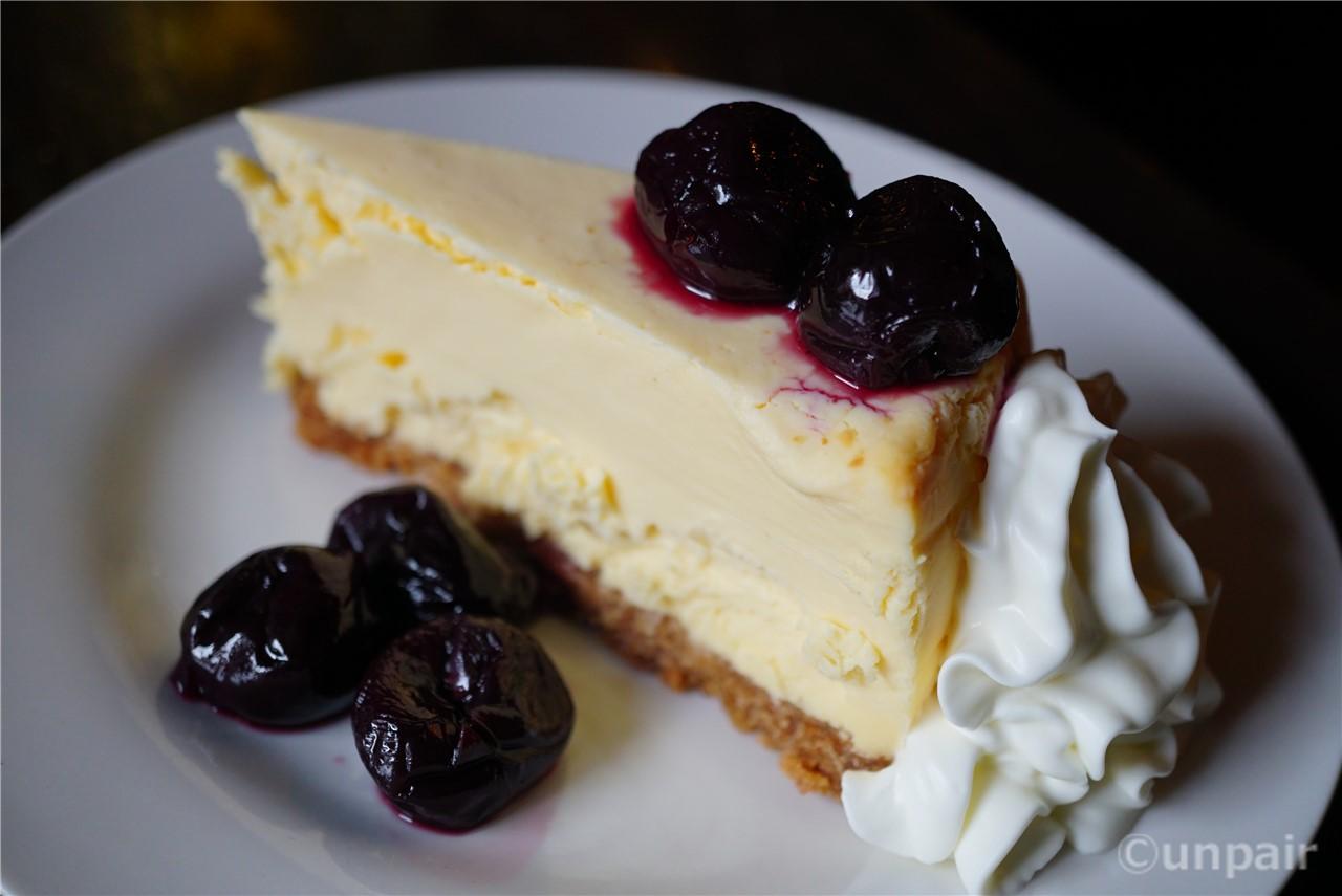 ヨコスカチェリーチーズケーキ