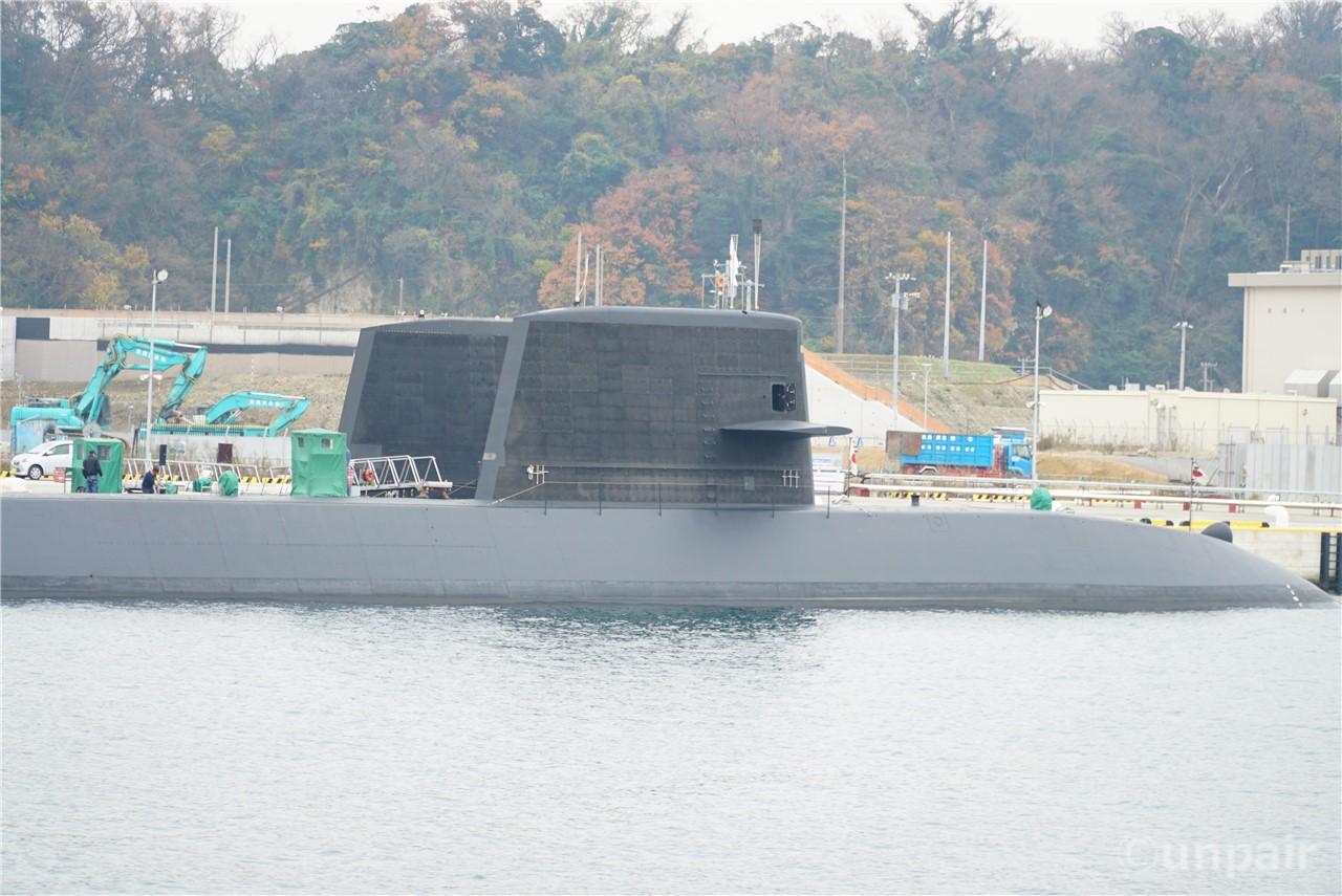 潜水艦は番号書いてない