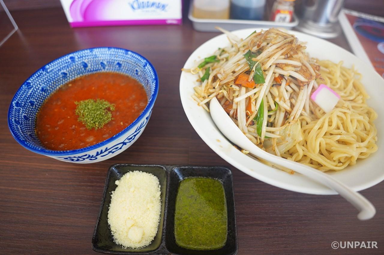 極濃湯麺 キントン太田店