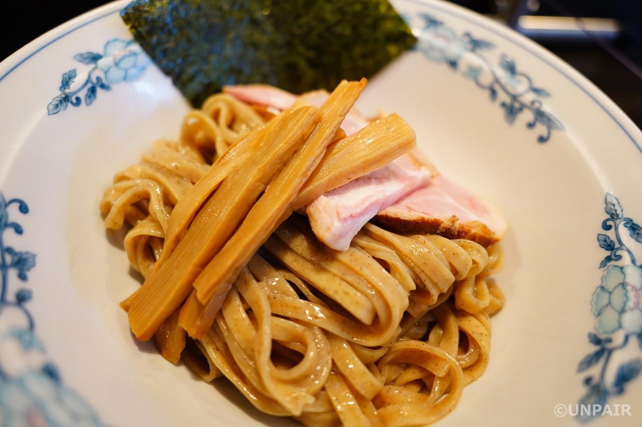 つけ麺の麺がリニューアル 燵家製麺